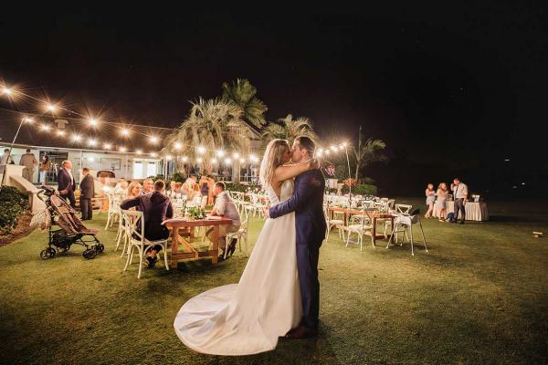 All Inclusive Marquee Wedding Package